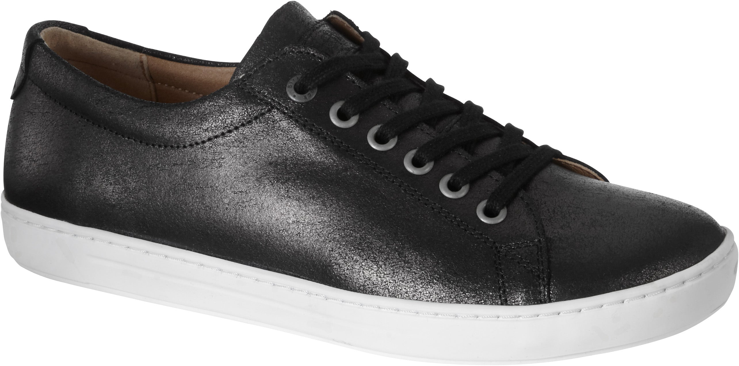 Arran Women - Metallic Black
