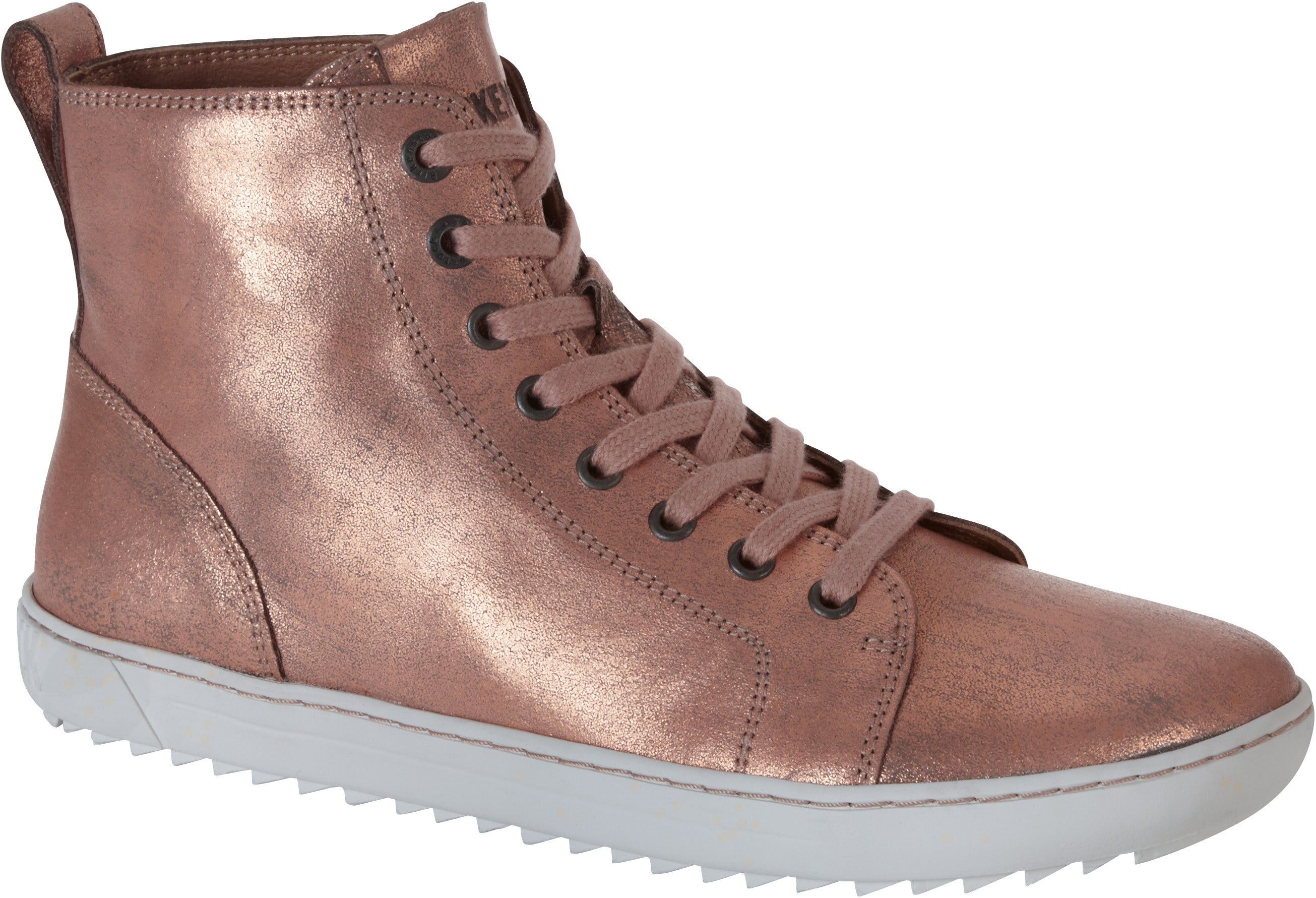 Bartlett Women - Metallic Rose Leather
