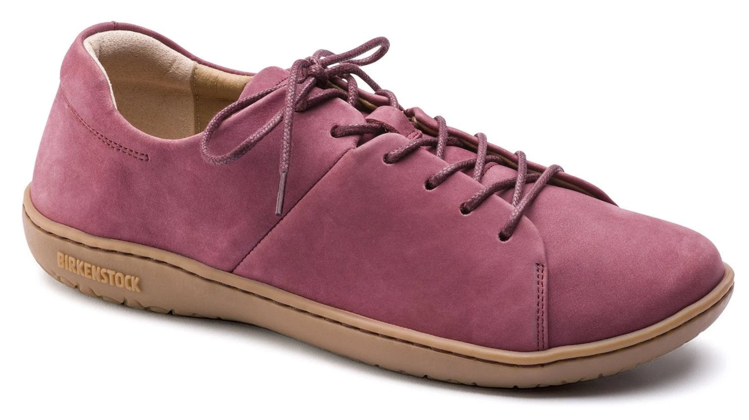Albany - Wine Nubuck Leather