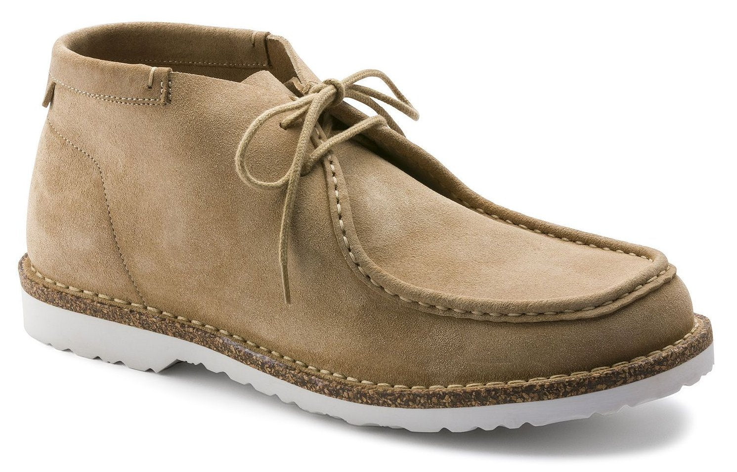 Delano High Men - Sand Suede