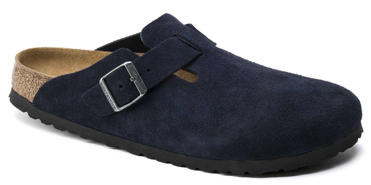 Boston Soft - Night Suede