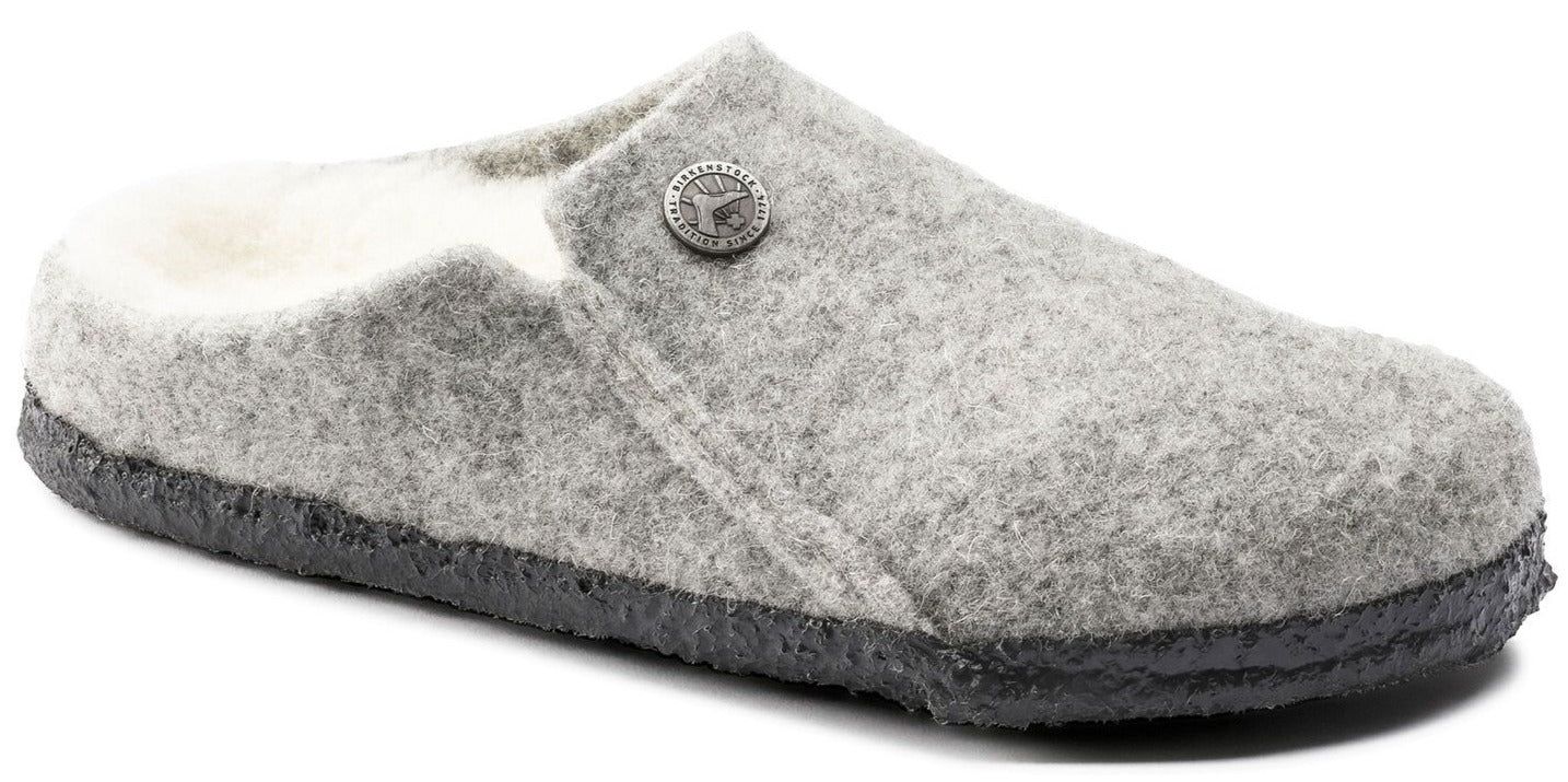 Zermatt Kids - Ligth Grey Wool Felt Shearling
