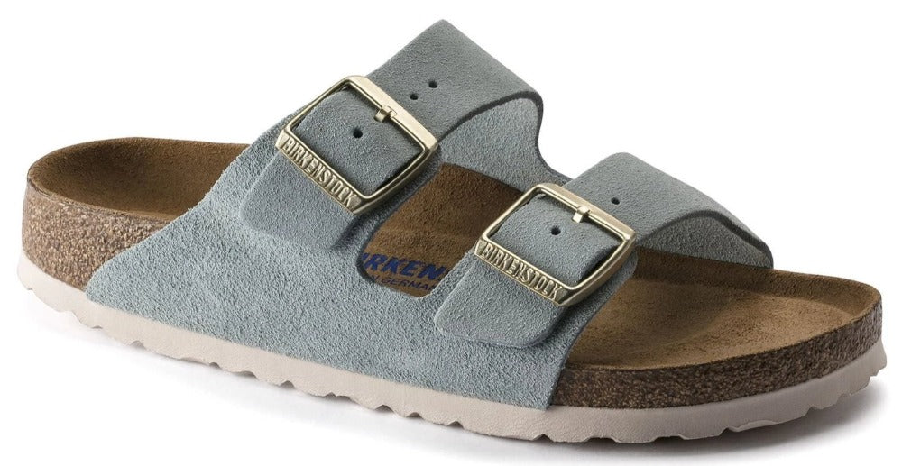 Arizona Soft - Ligth Blue Suede