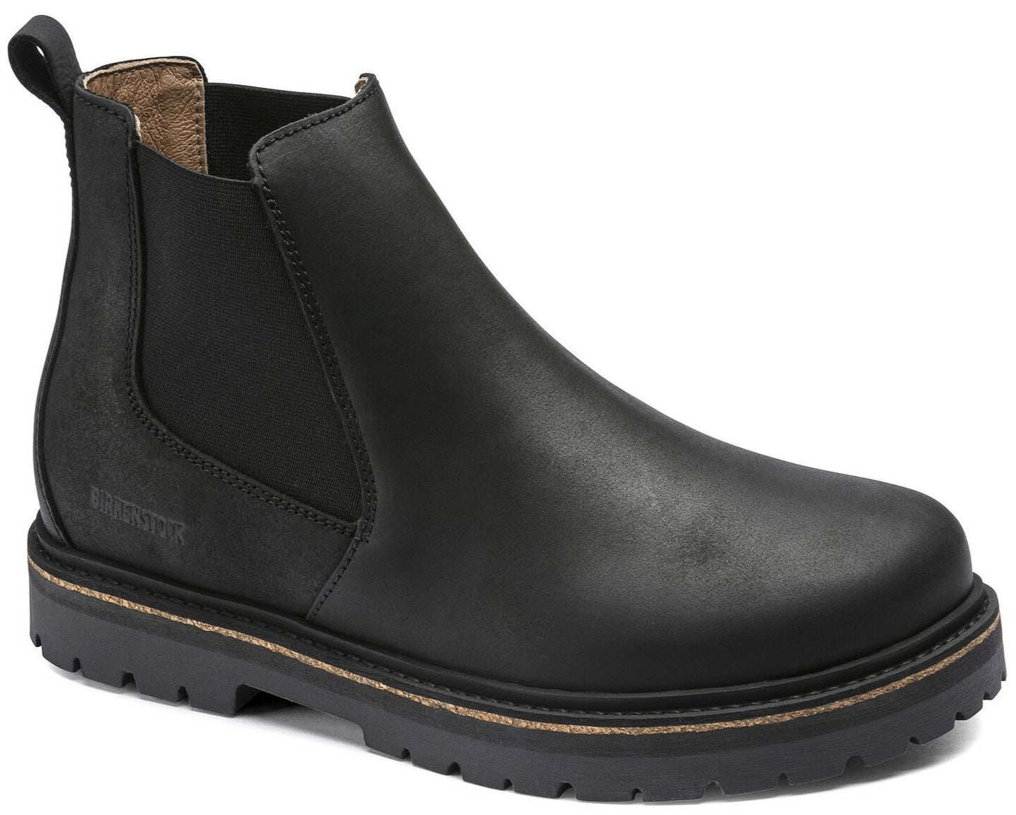 Stalon Men - Black Nubuck