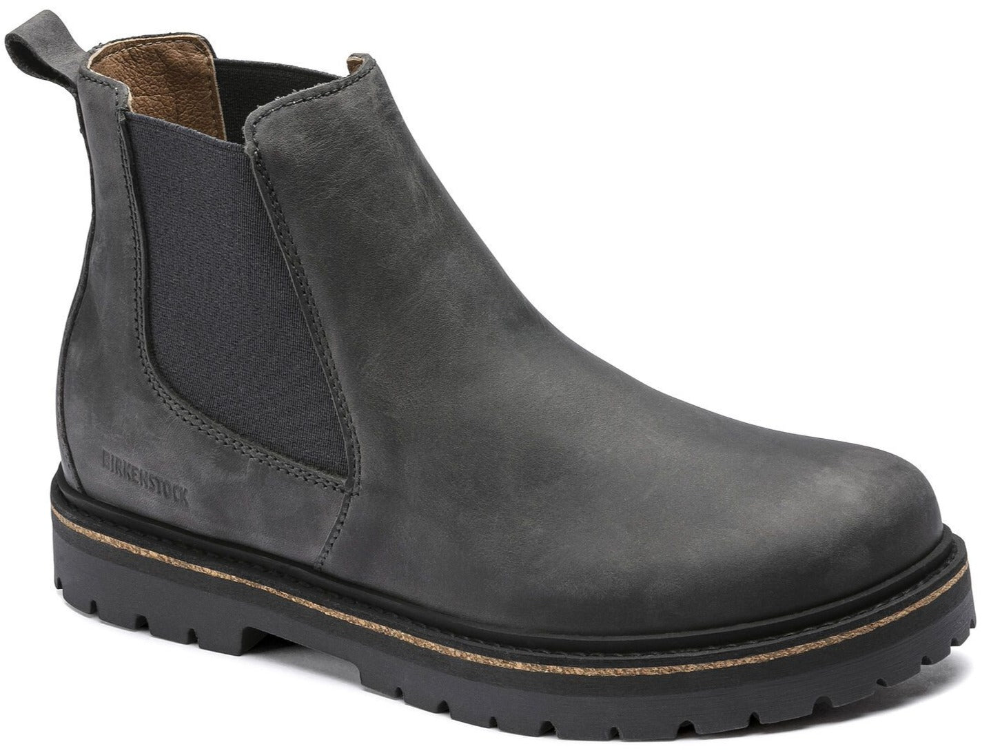 Stalon Women - Graphite Nubuck Leather