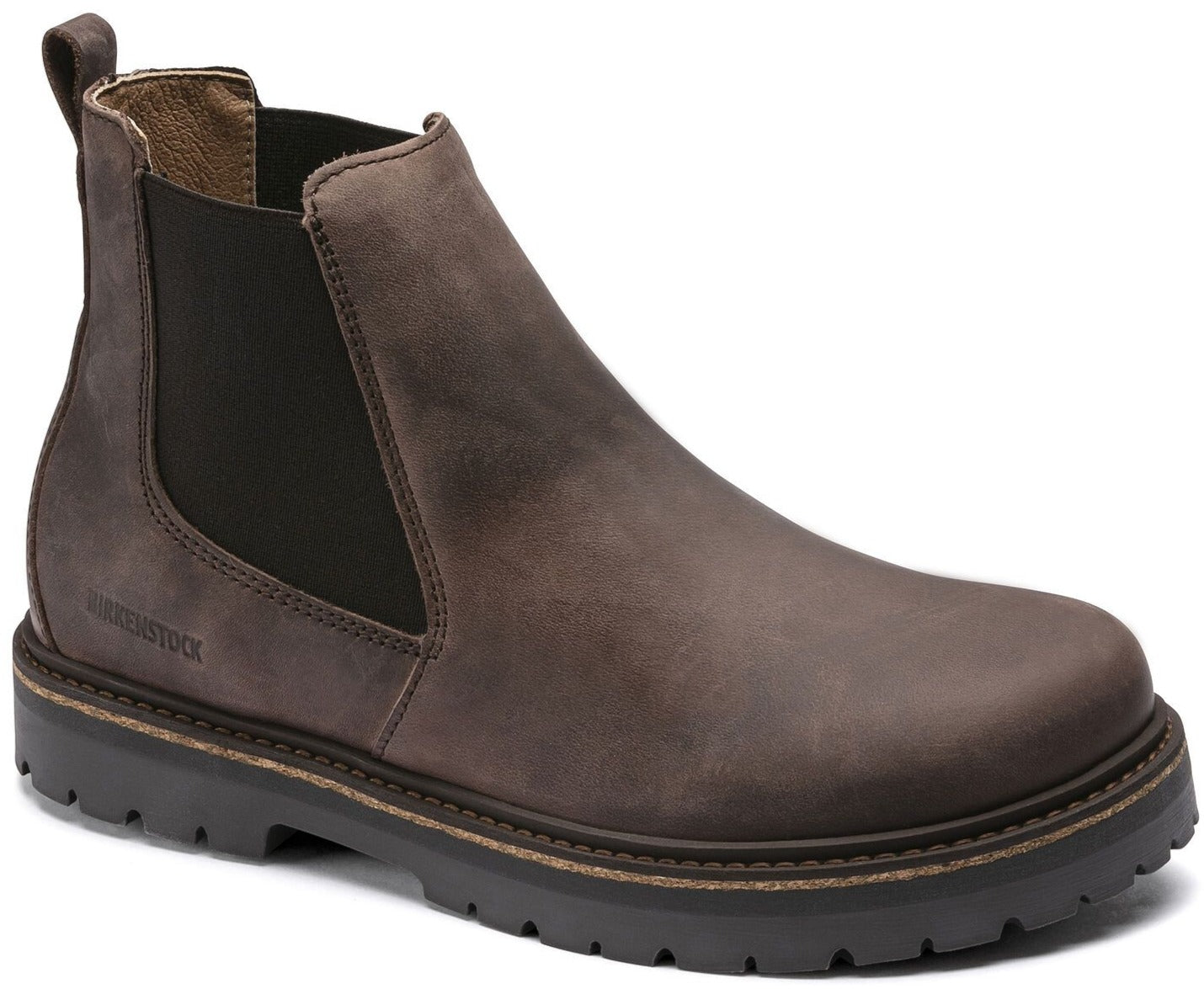 Stalon Men - Mocha Nubuck