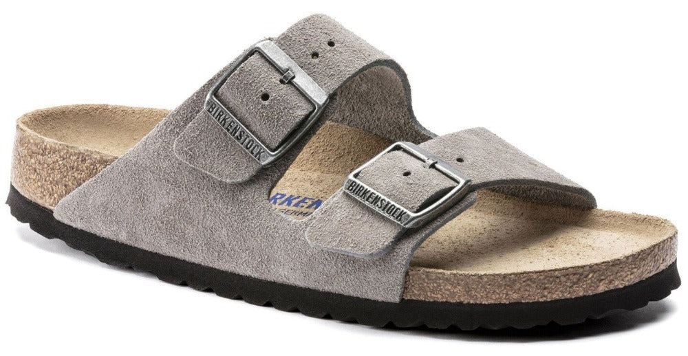 Arizona Soft - Stone Coin Suede