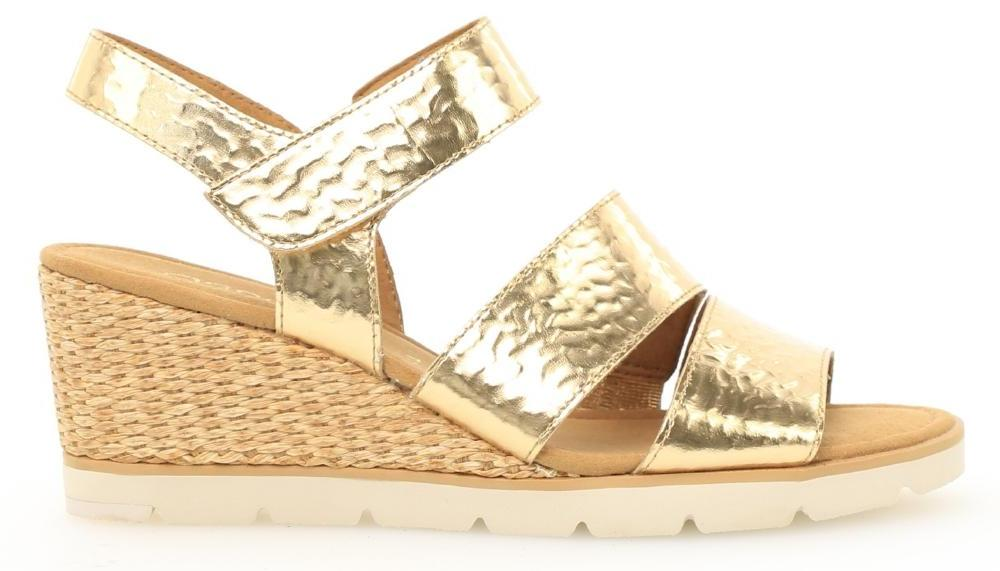 25752.60 - Gold Leather