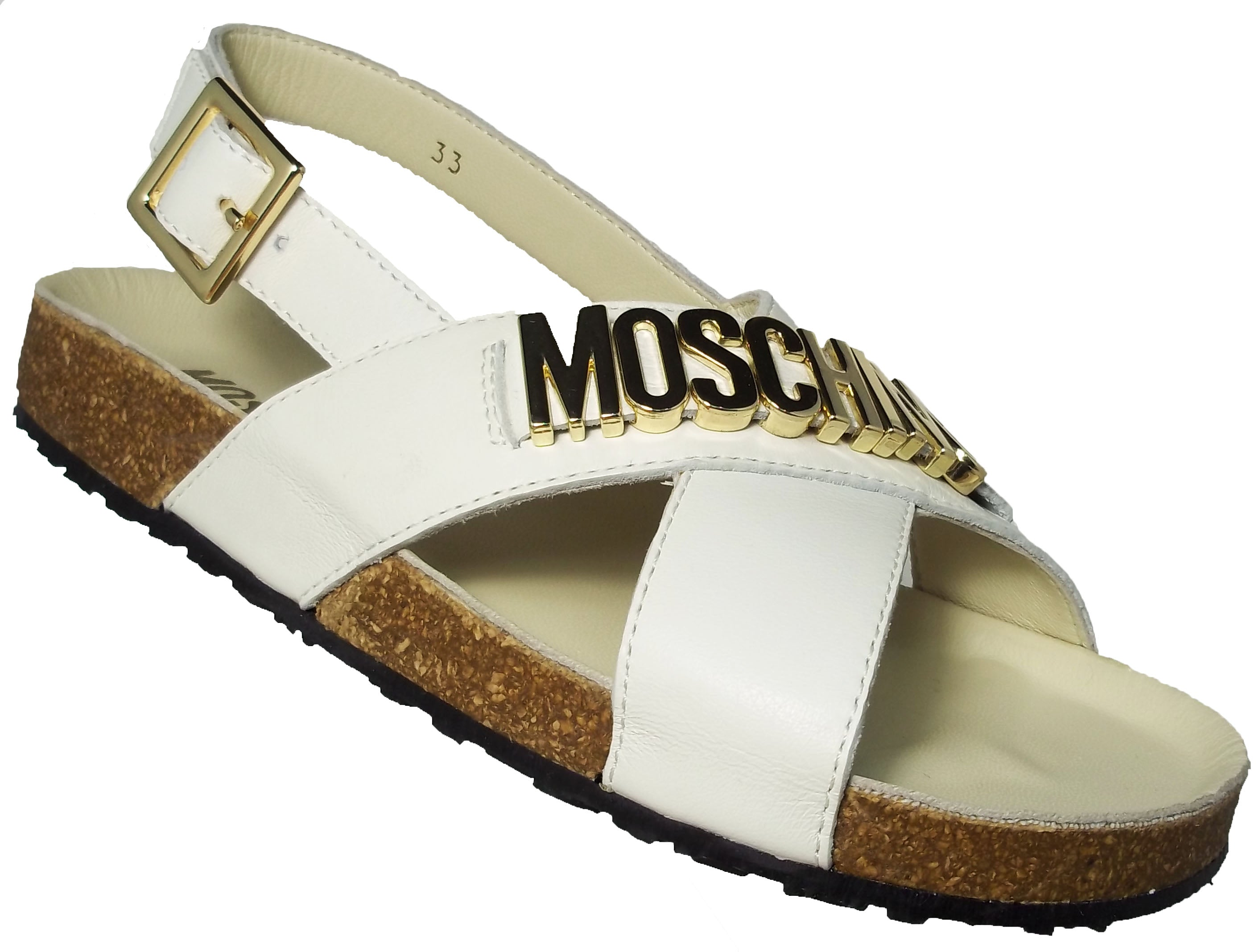 *FINAL SALE* Moschino 25870 - Panna