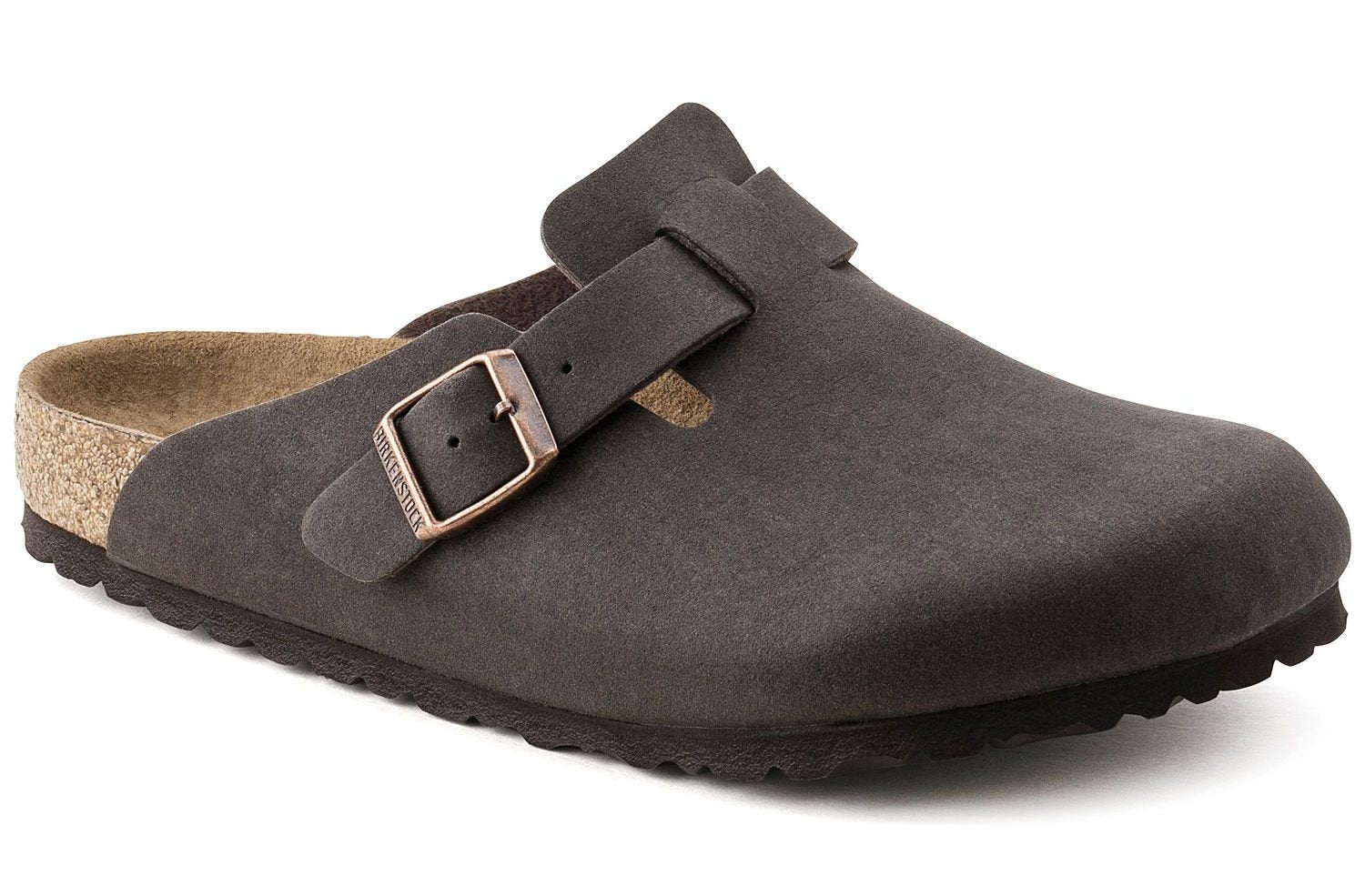 169d9a12f7f Birkenstock Clog · Boston Vegan - Cocoa Brown Microfiber