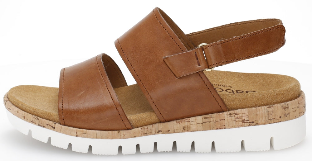 42872.53 - Camel Brown Leather