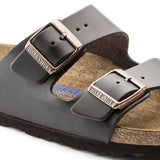 Arizona Soft - Dark Brown Smooth Leather