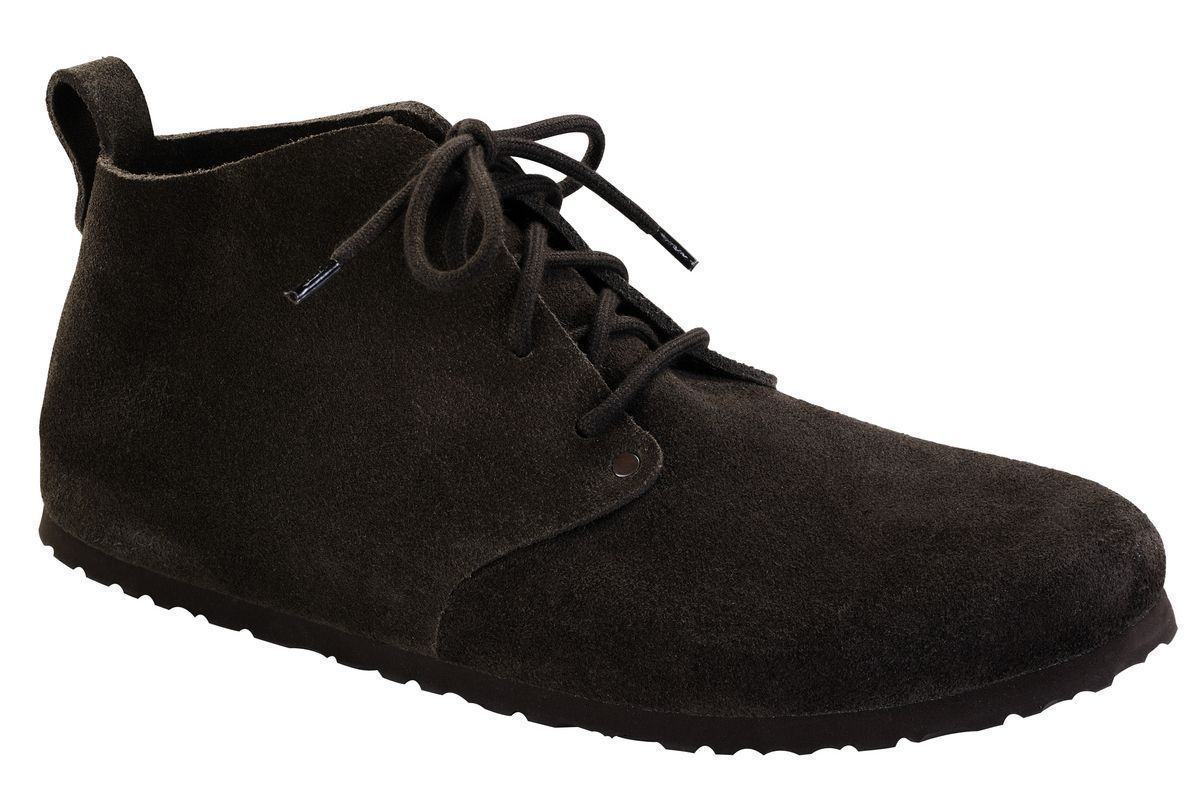 Dundee - Mocca Suede Leather
