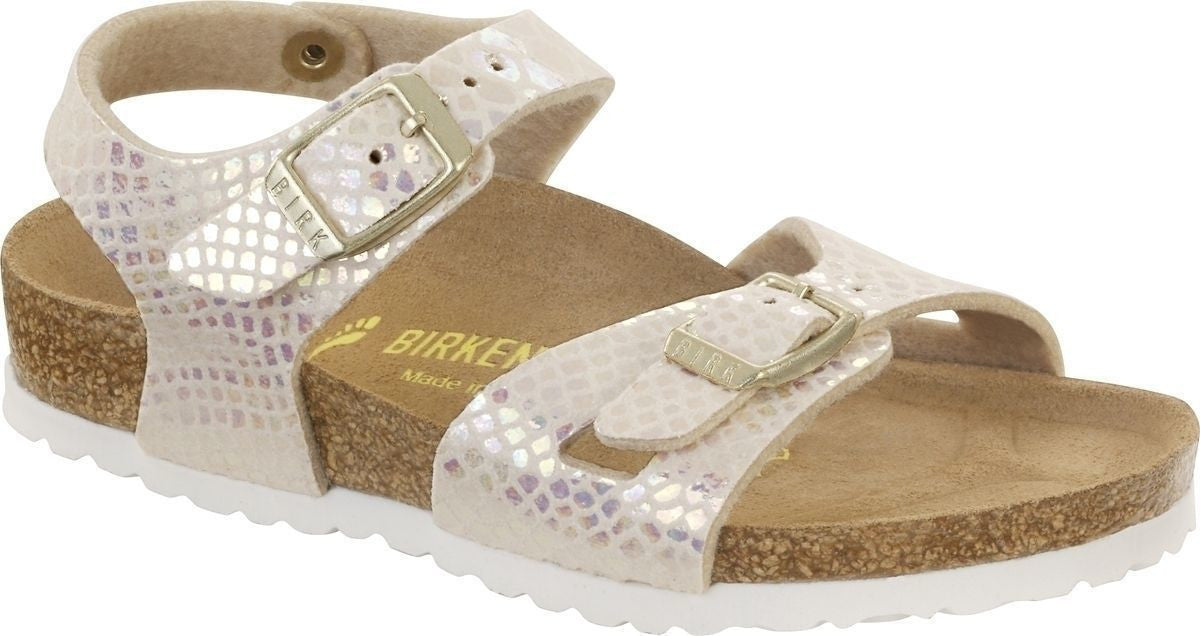 Rio - Shiny Snake Cream Birko-Flor Kids