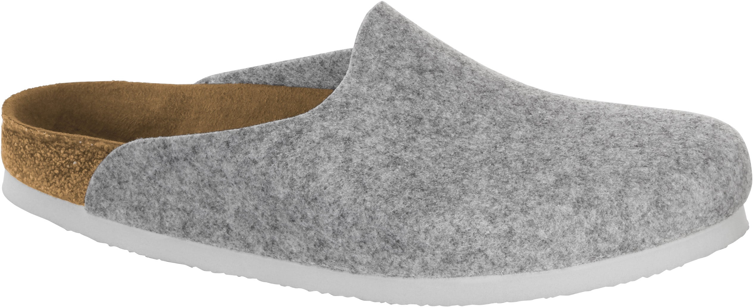 Amsterdam Vegan - Light Grey Felt