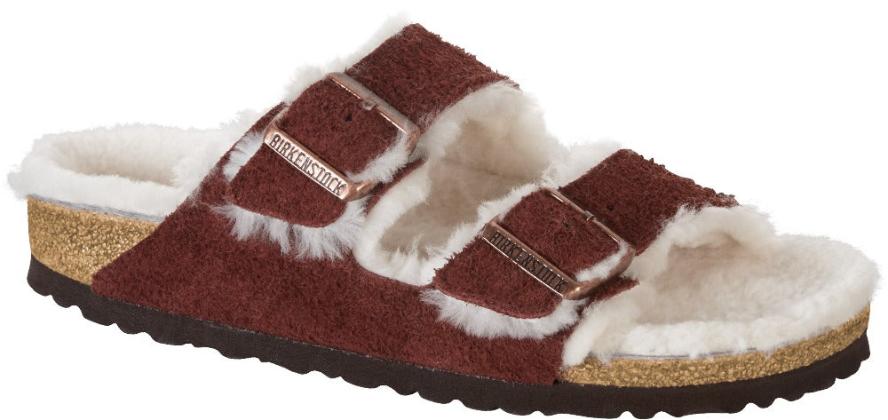 Arizona - Port Shearling Suede