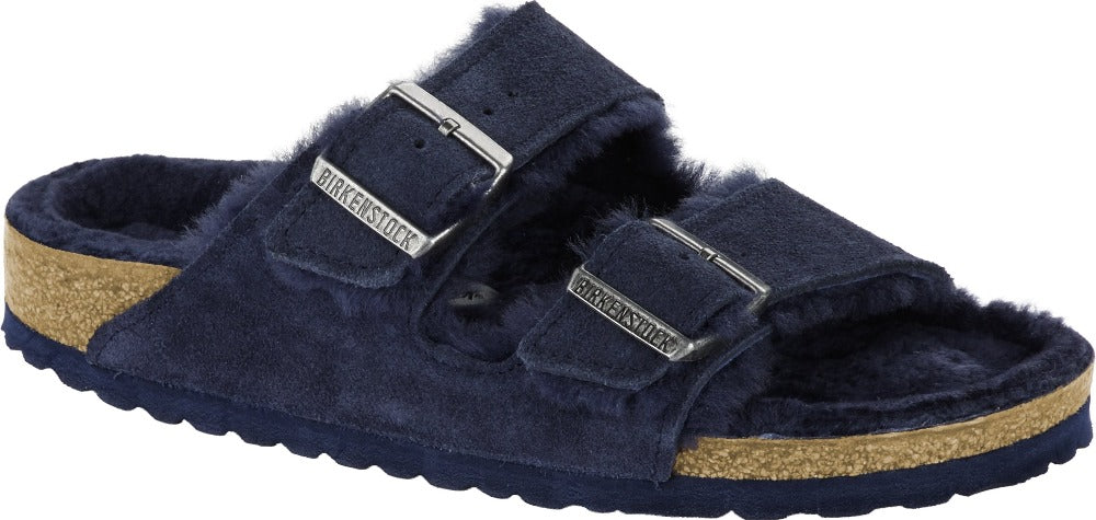 Arizona - Night Suede Shearling
