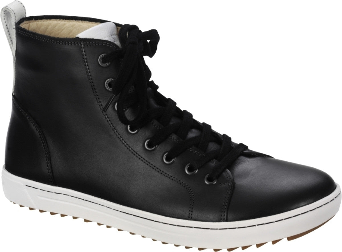 Bartlett Men - Black Leather