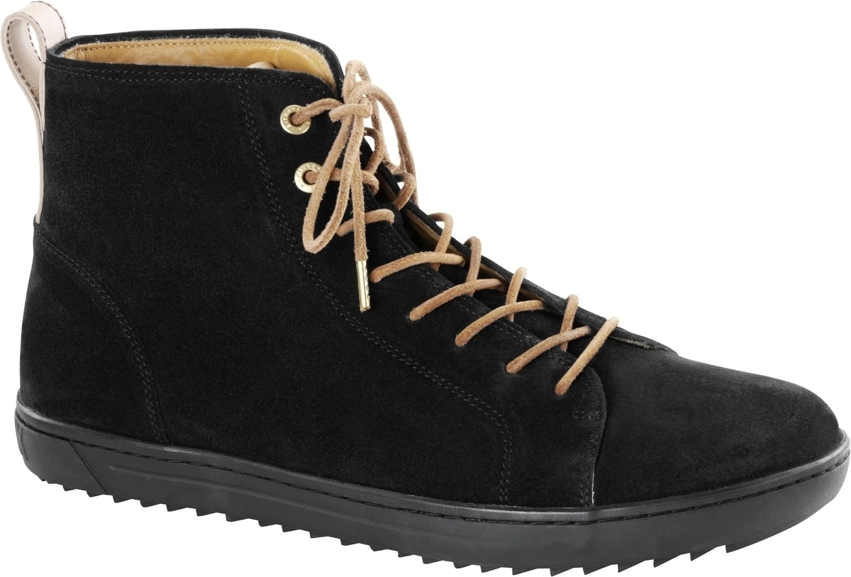 Bartlett Men - Black Suede