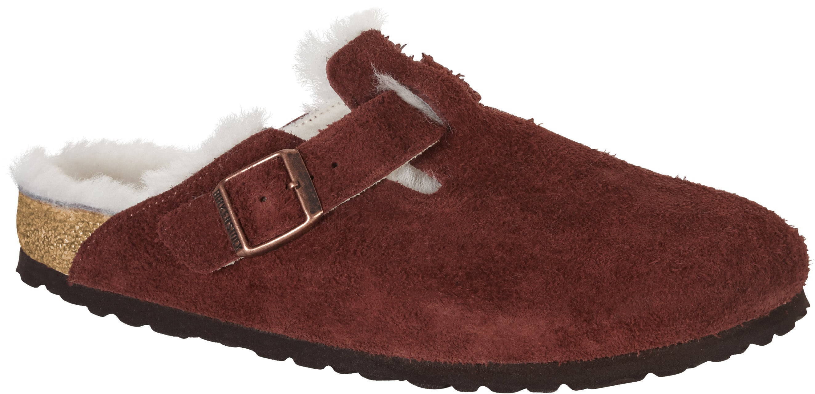 Boston - Port Suede Shearling