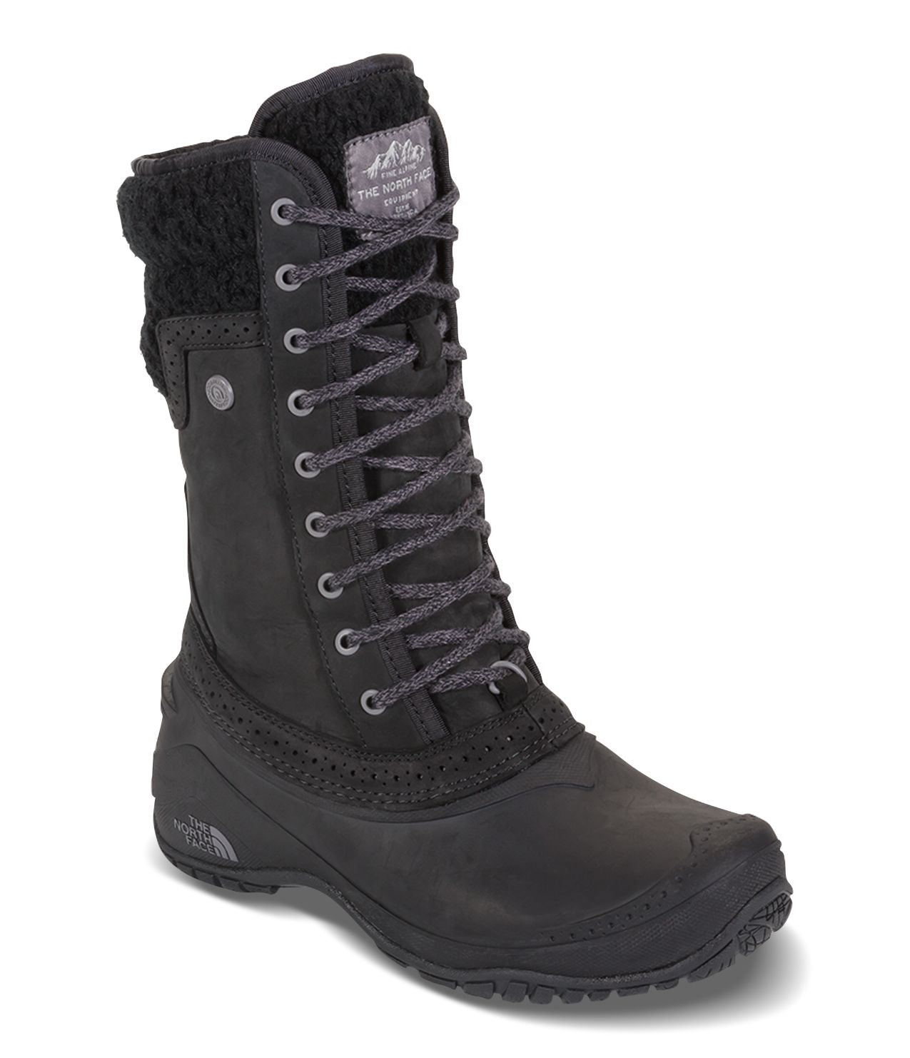 Women's Shellista II Mid - Black / Plum Kitten Grey