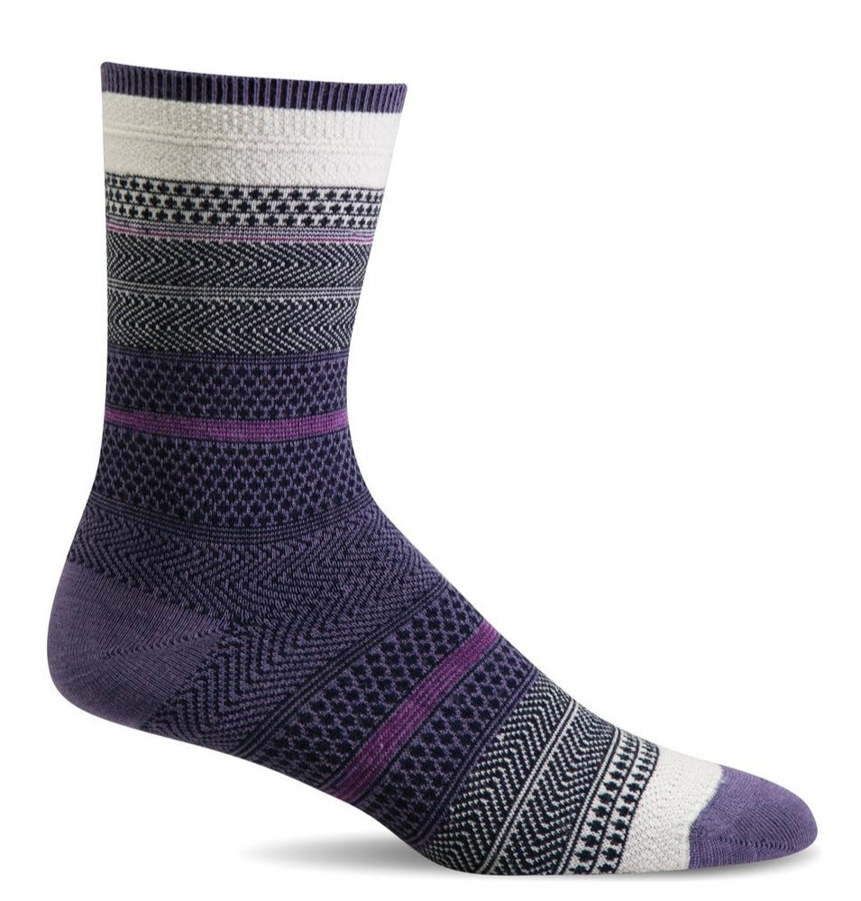 Jasmin Women - Plum Essential Comfort