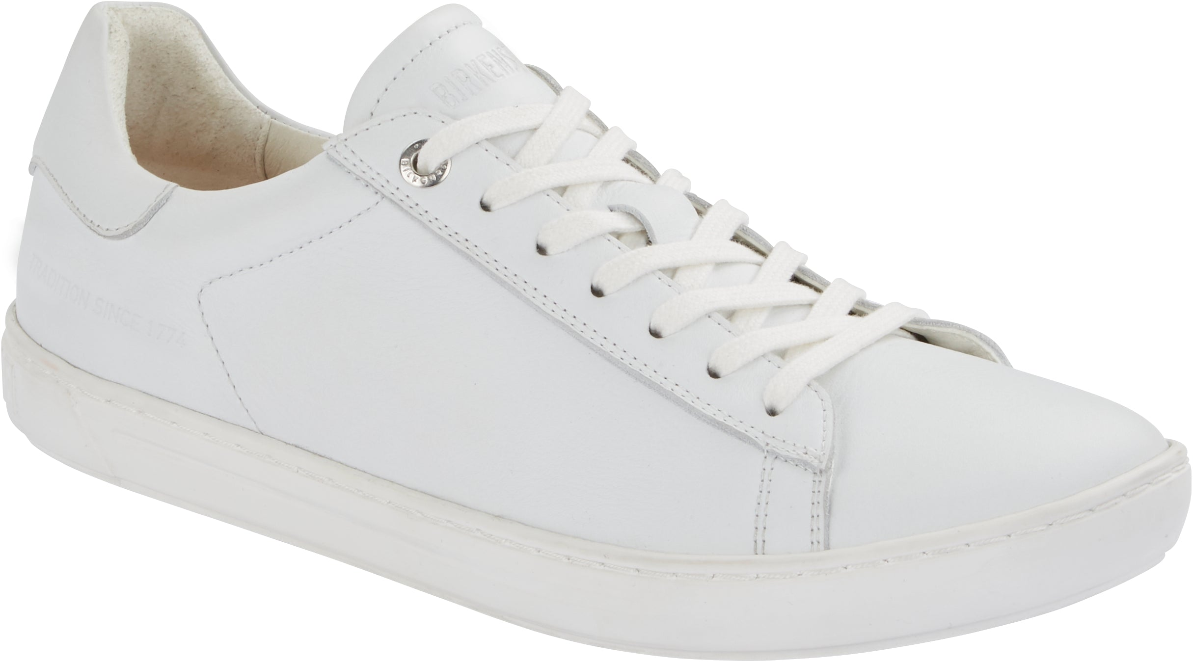 Levin Women - White Leather