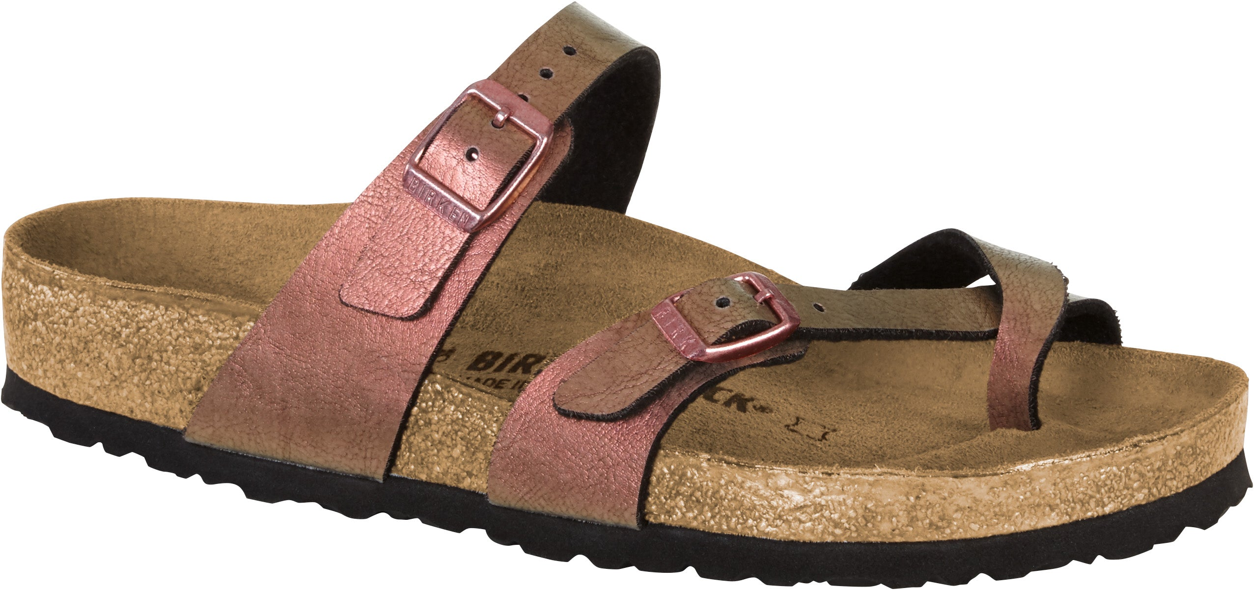Birkenstock Professional · Mayari - Gem Red Graceful Birko-Flor 78ee2e8c340