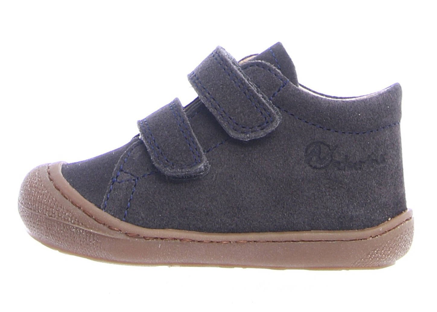 Cocoon VL - Anthracite Azzurro Suede