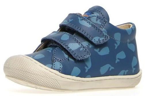 Cocoon VL - Whale Azure Ligth Blue Leather