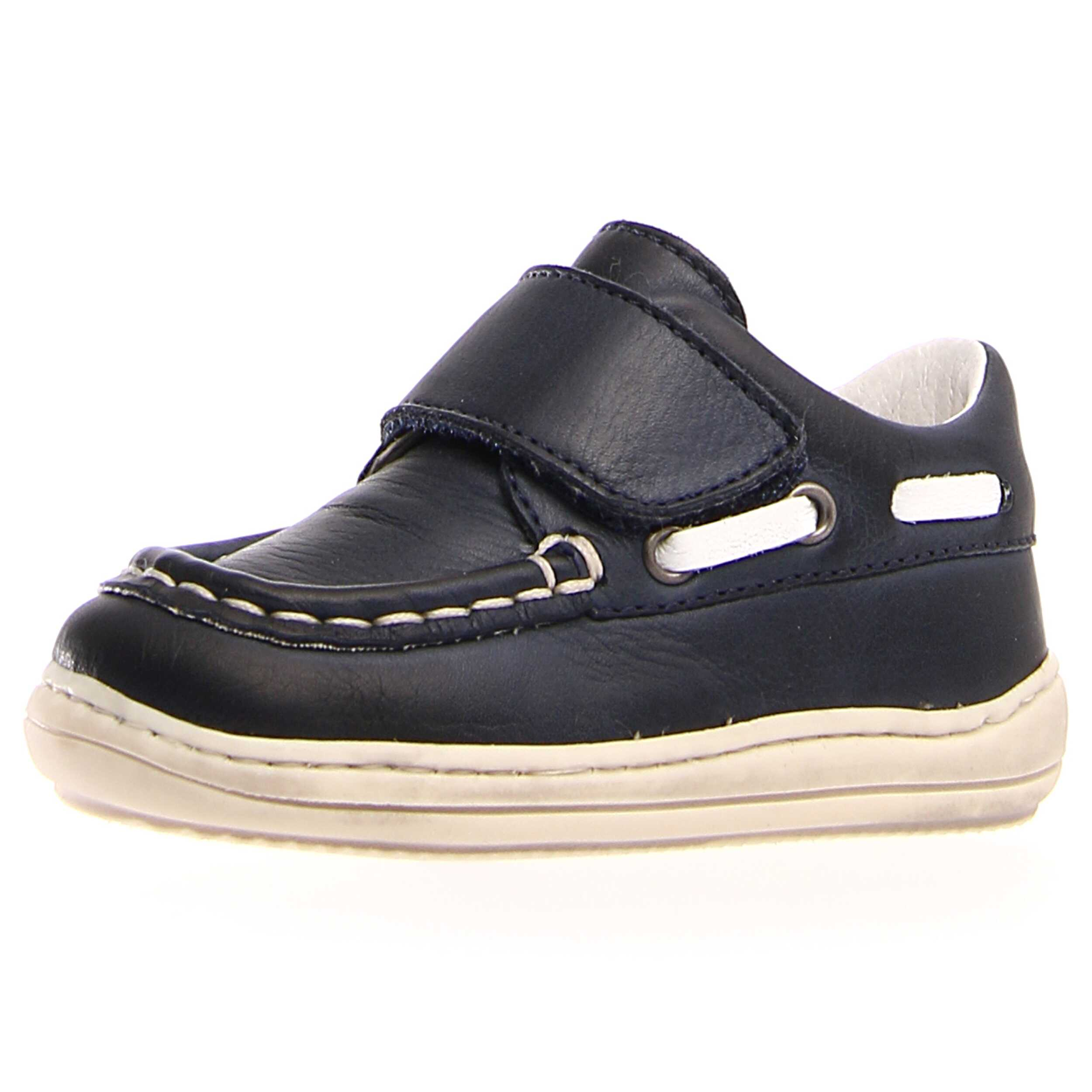 Maddy VL - Navy Leather