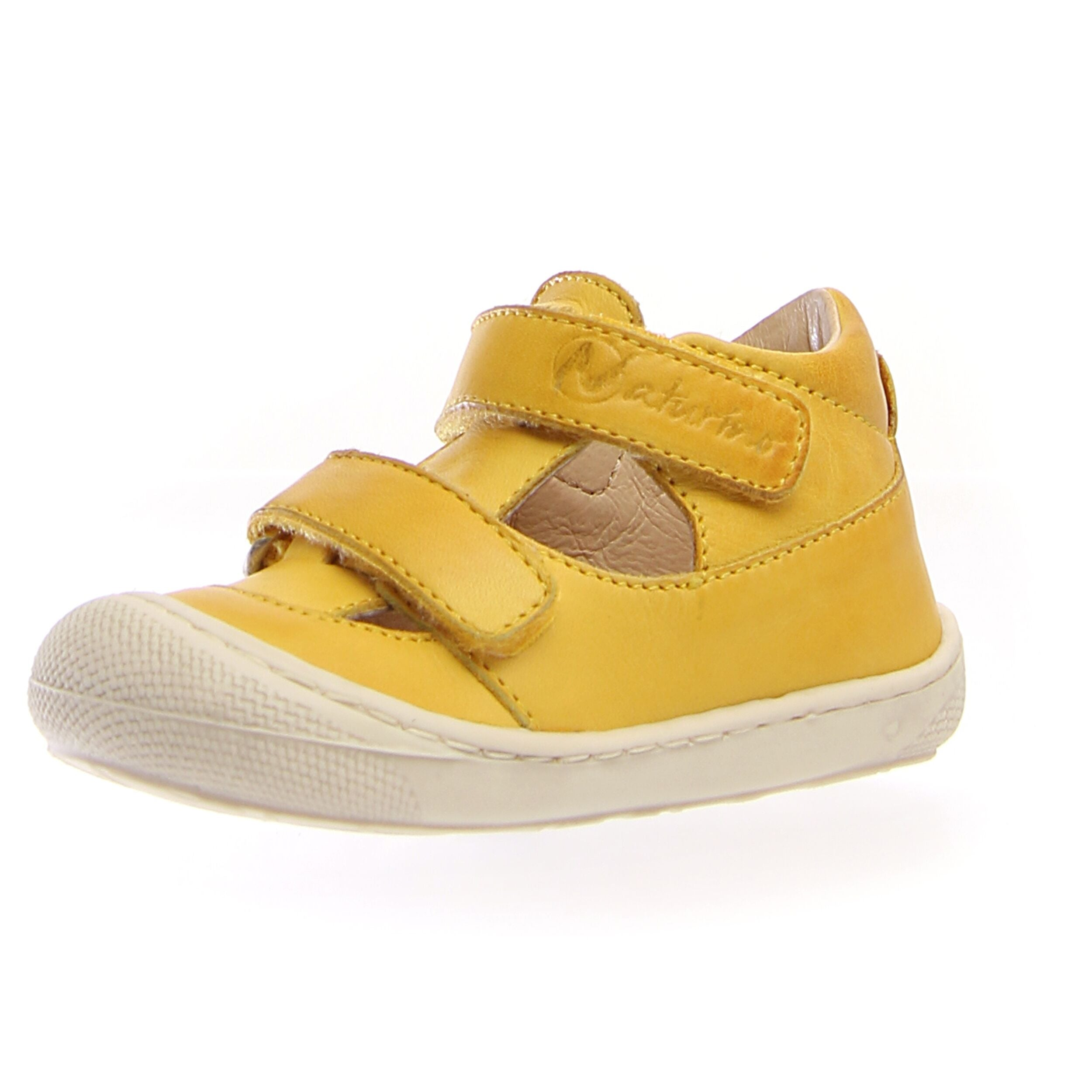 Puffy - Giallo Leather