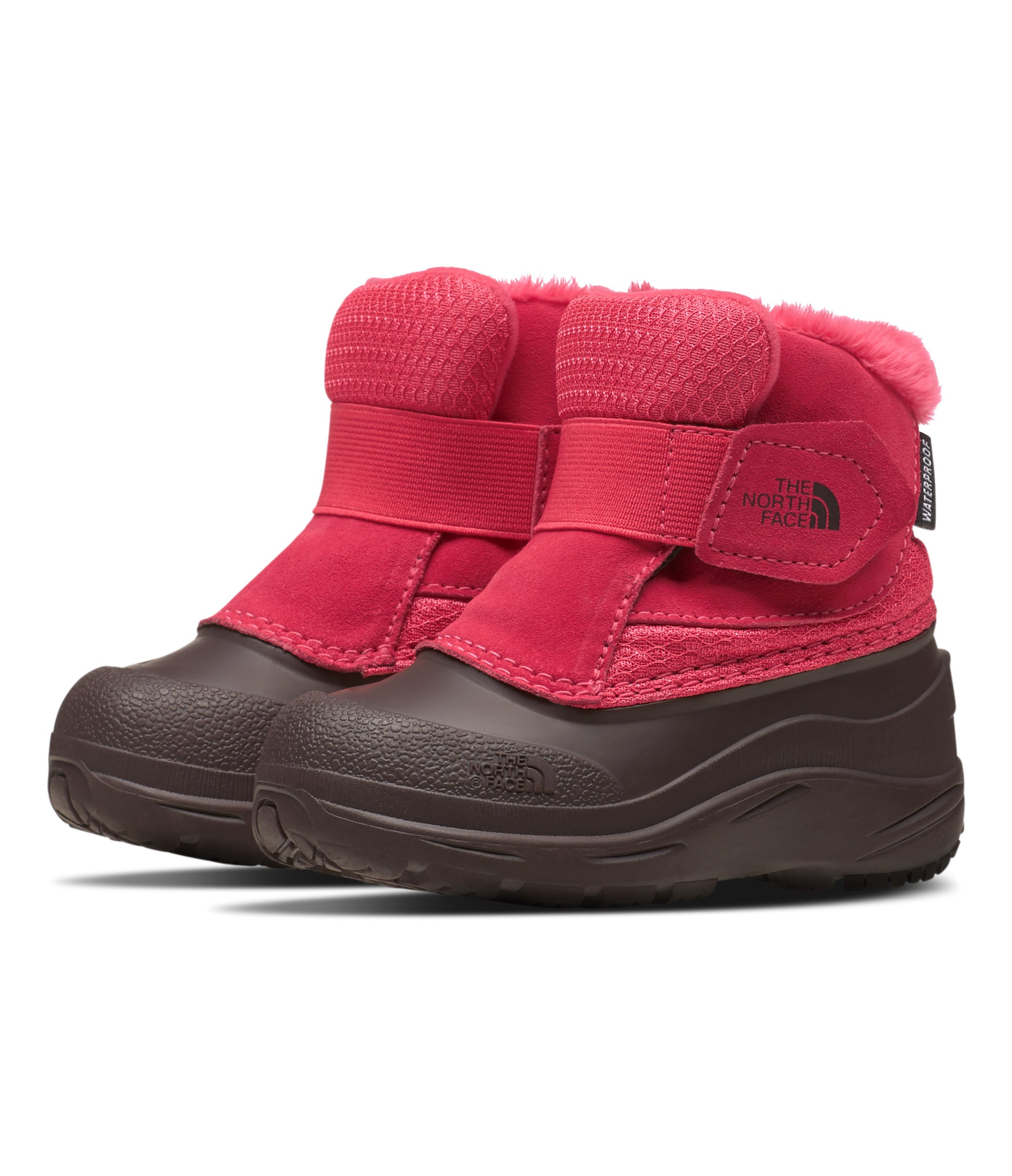 Toddler Alpenglow II - Paradise Pink / Root Brown