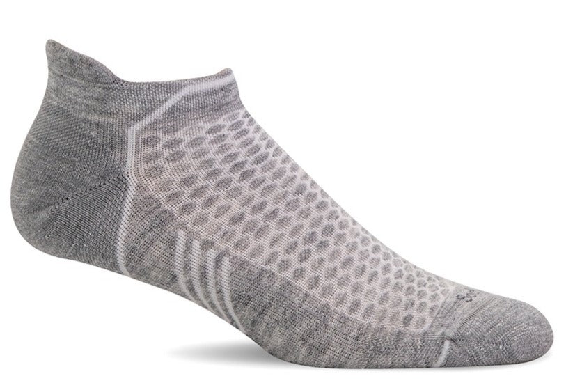 Incline Micro - Light Grey Moderate Compression