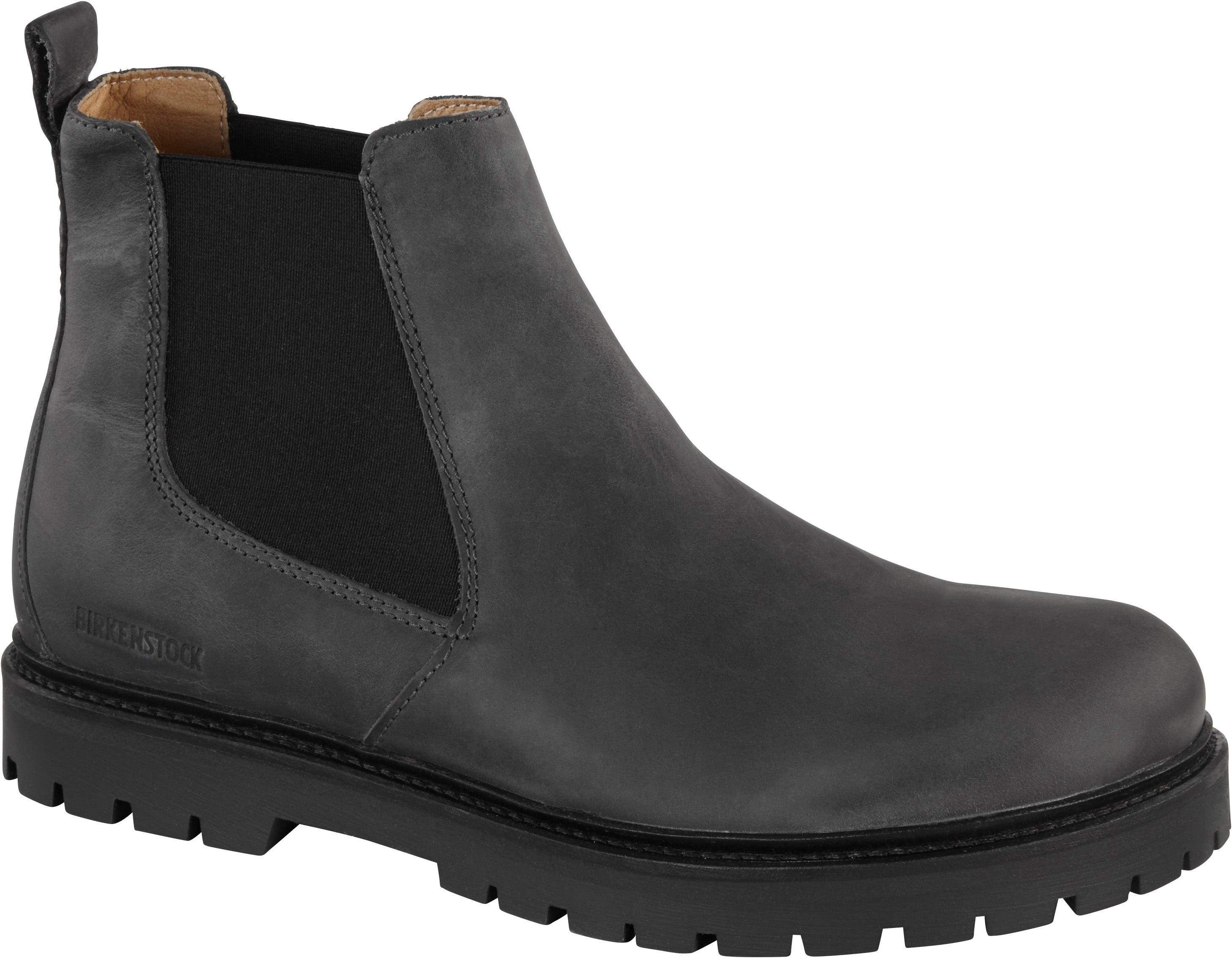 Stalon Men - Graphite Oiled Leather