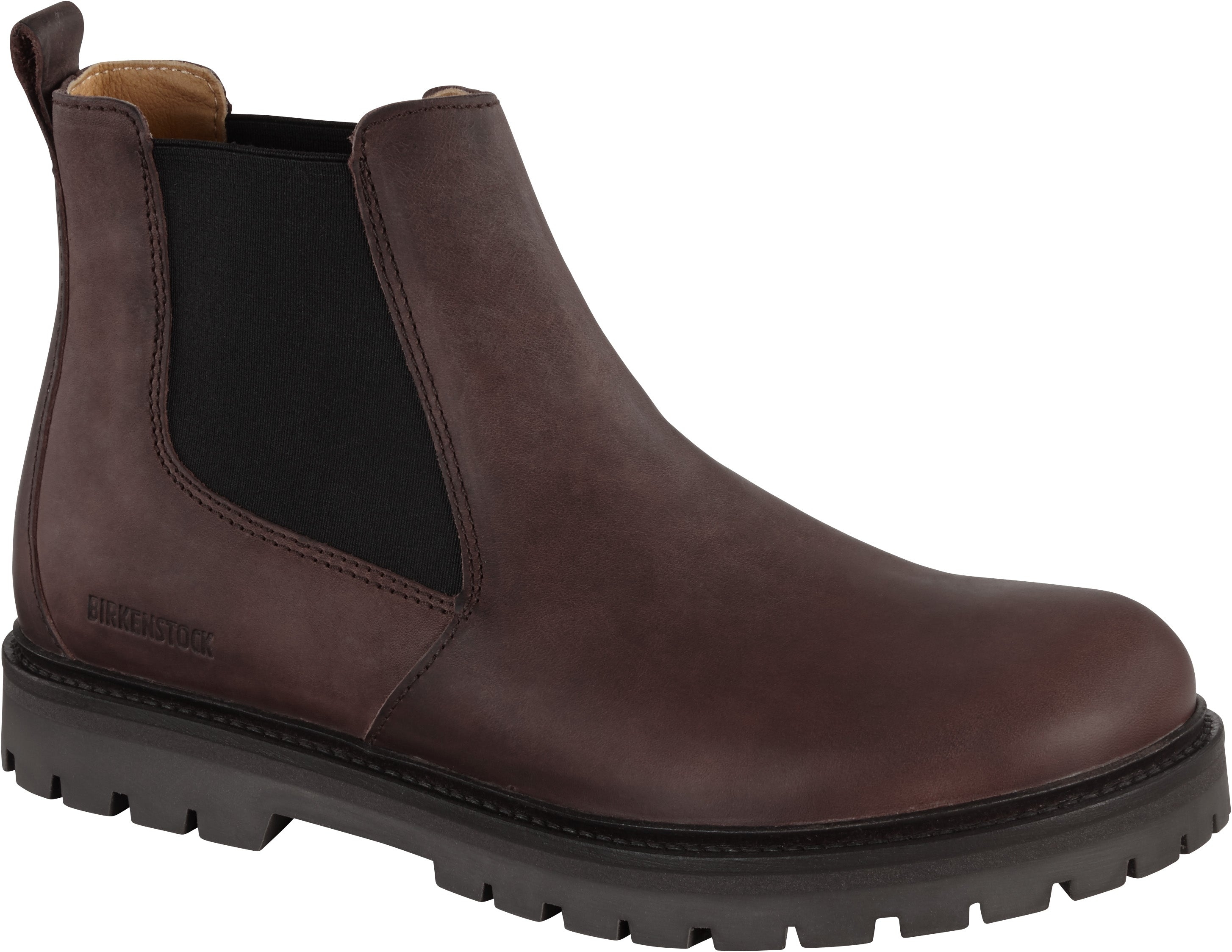 Stalon Men - Mocha Leather