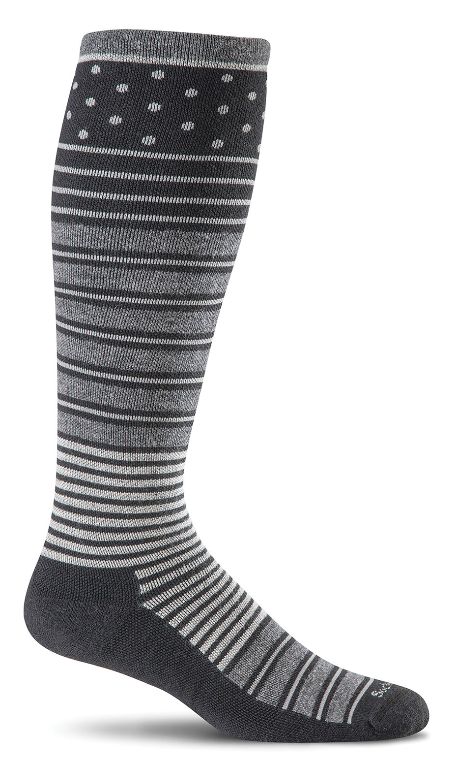 Twister - Black Firm Compression