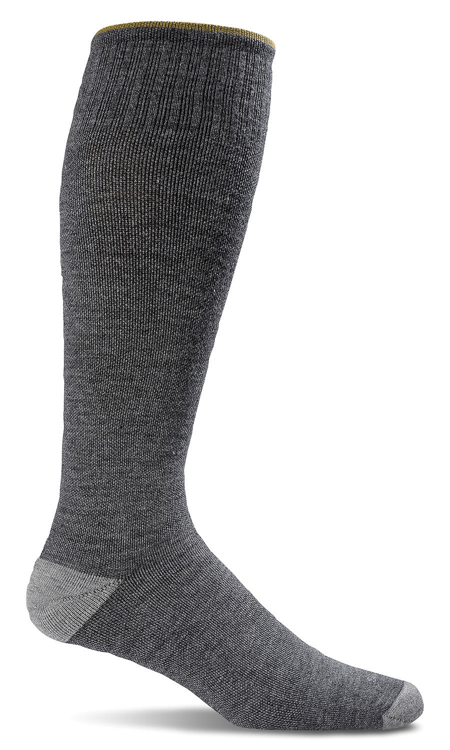 Elevation Knee-High - Grey Firm Compression (20-30mmHG)