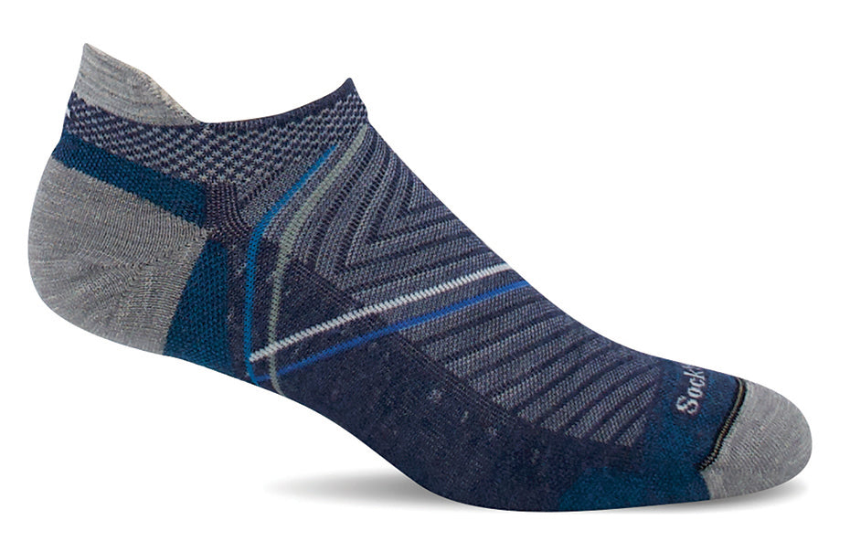 Pulse Micro - Denim Firm Compression