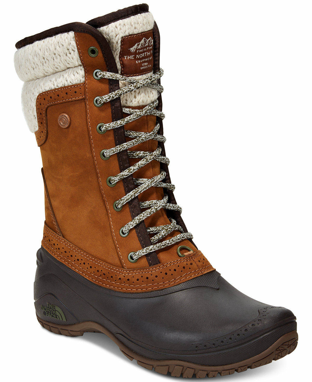 Women's Shellista II Mid - Dachshund Brown/Demistasse Brown