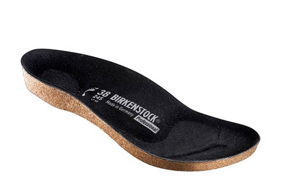 Super-Birki Footbed - Cork Black Insole