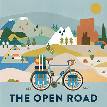 The Open Road Brettspiel