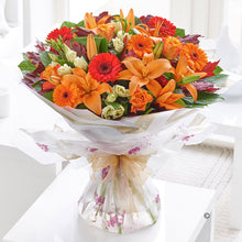 Load image into Gallery viewer, Glorious Shades Hand Tied - Abi's Arrangements Ltd