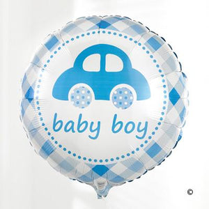 Baby Boy Helium Balloon