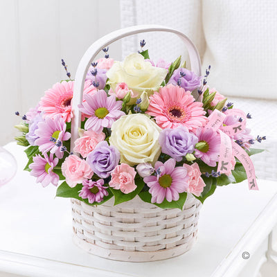 Mother's Day Basket - Abi's Arrangements Ltd