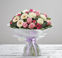 Load image into Gallery viewer, Mother's Day Majestic Hand Tied - Abi's Arrangements Ltd