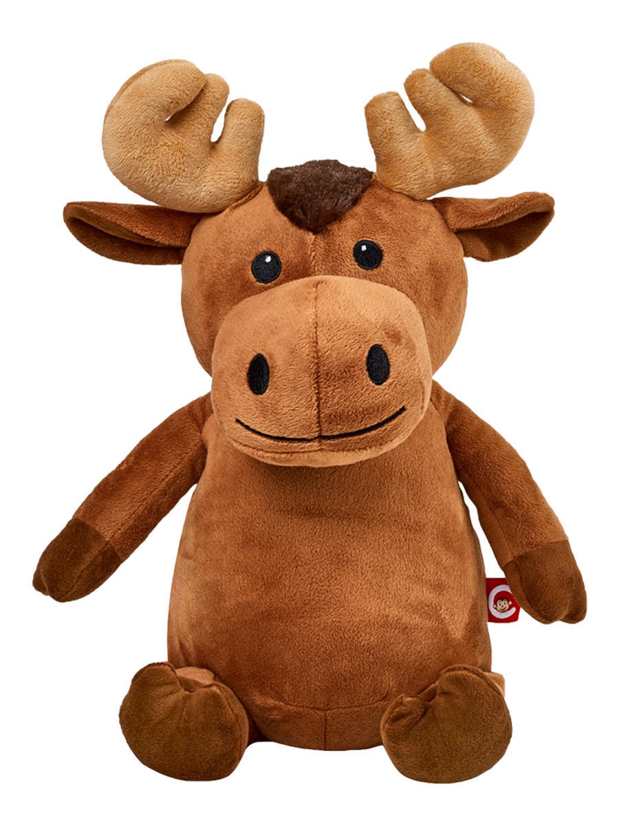 Mr Montgomery the Moose