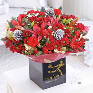 Christmas Cracker Handtied