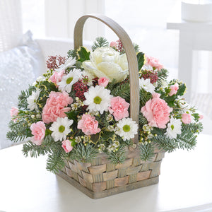 Arctic Beauty Basket