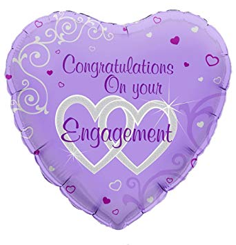Engagement Balloon